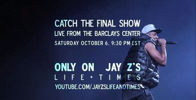 Jay-Z Live at Barclays