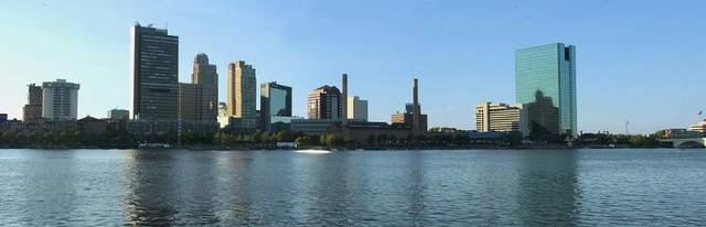 Toledo waterfront