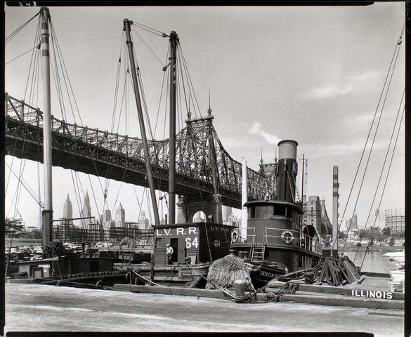 Queensboro Bridge, 1930s