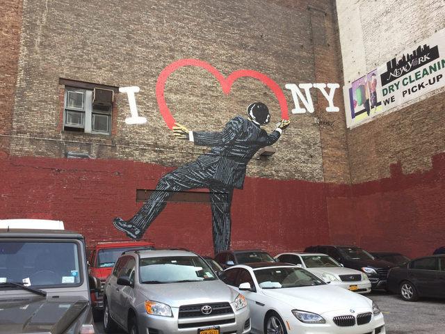 On W 17th Street