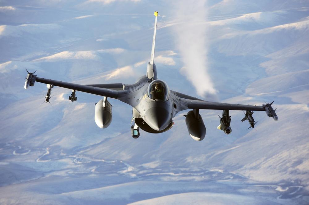 F-16 Fighting Falcon aircraft