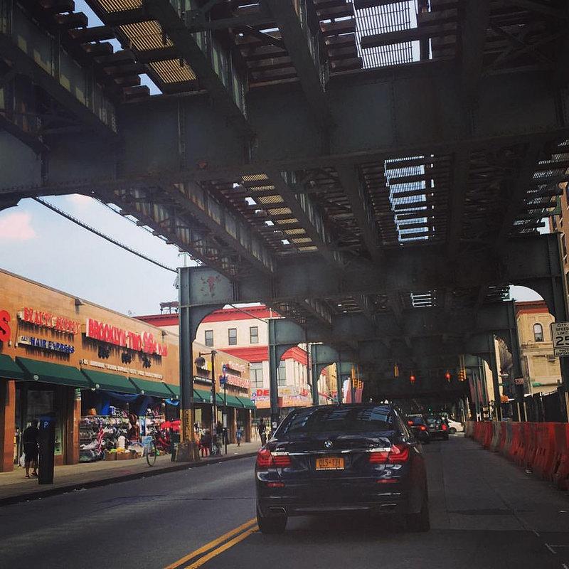 that's so NY #brooklyn #travel #summer16