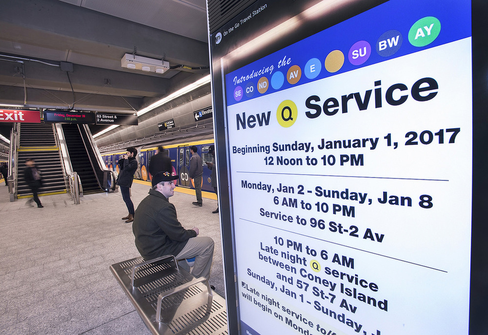 86th Street Second Av. Subway Station Unveiled