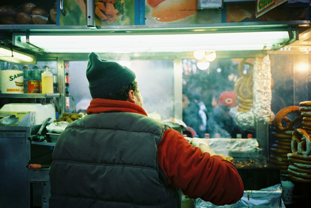 Street Vendor - Fifth Ave/60th St