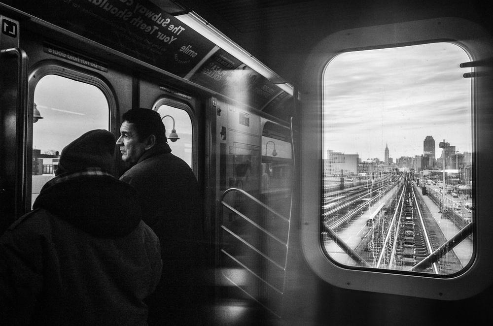 Manhattan-bound