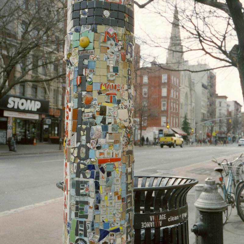 Fillmore East Mosaic