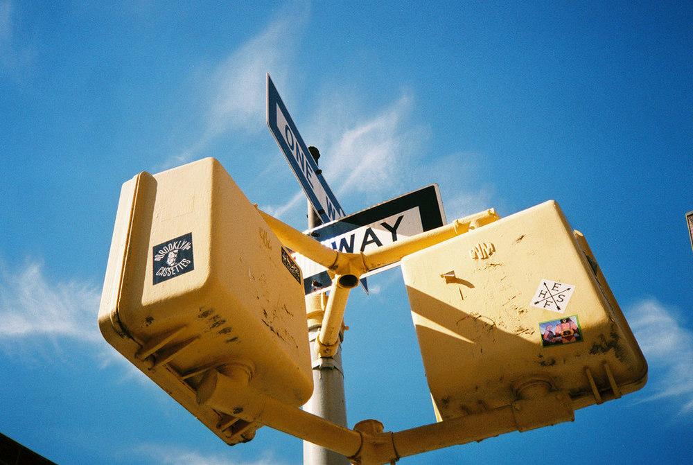 Signs, Manhattan