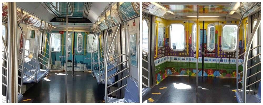 Remodeled MTA R-160s