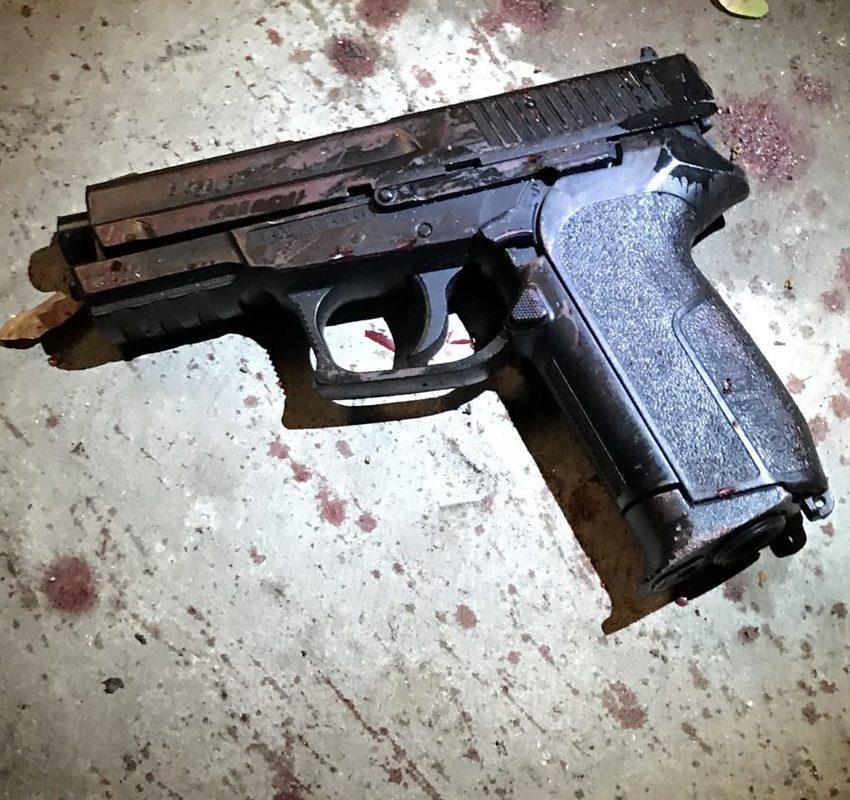 BB gun recovered in East Flatbush