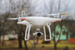 DJI Phantom 4, similar to the drone that struck an Army Black Hawk helicopter